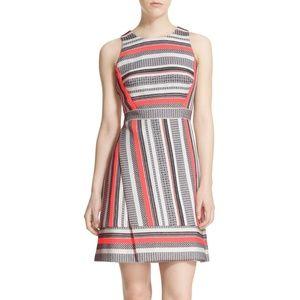 NWT Kate Spade Jacquard Flights Of Fancy Dress
